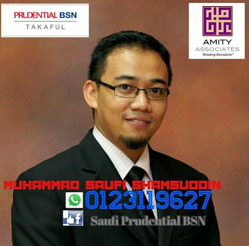 Muhammad Saufi bin Shamsuddin
