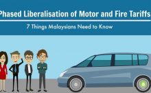 Phased Liberalisation of Motor and Fire Tariffs