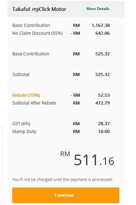 Berjaya Sompo Car Insurance Review