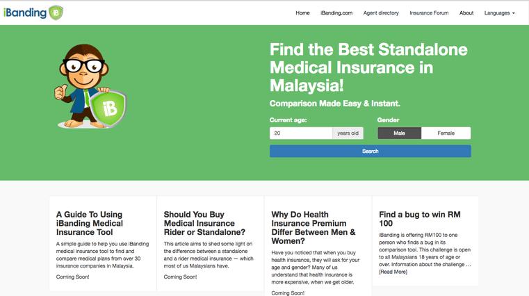 medical insurance comparison tool